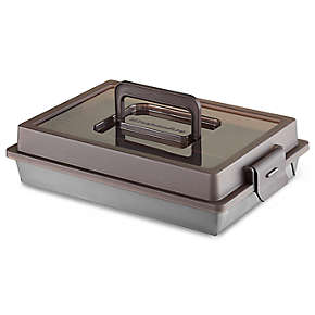 Professional-Grade Nonstick 9x13 Cake with Lid