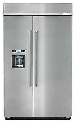 Kitchenaid Refrigerator Side By Side see all refrigeration options | kitchenaid