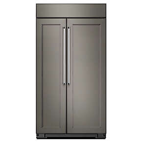 Side By Side Refrigerators Kitchenaid