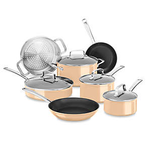 Hard Anodized Non-Stick 11-Piece Set