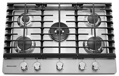 gas induction cooktop combo