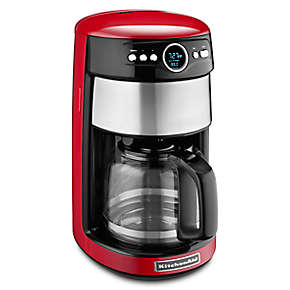 coffee products kitchenaid 14 cup glass carafe coffee maker