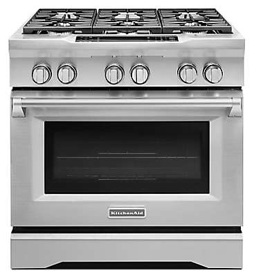 Kitchen Stove Brilliant Stoves  Kitchenaid Review