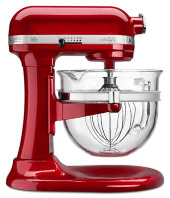 Kitchenaid Glass Bowl 6 Quart pro 600™ design series 6 quart bowl-lift stand mixer