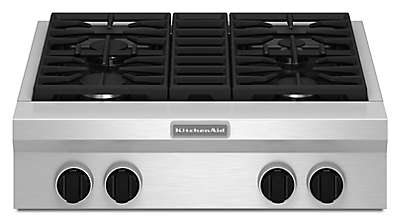 Kitchenaid Gas Stoves see all stovetops | kitchenaid