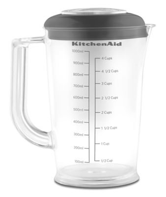 Kitchenaid Blender White 2-speed hand blender (khb1231cu) | kitchenaid®