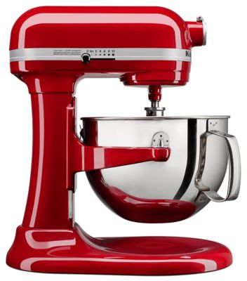 6 Quart Bowl Lift Stand Mixer
