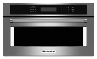"""30"""" Built In Microwave Oven with Convection Cooking KMBP100ESS"""