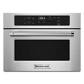 "24"" Built In Microwave Oven with 1000 Watt Cooking"