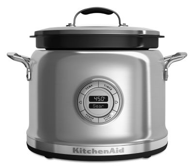 4-quart multi-cooker (kmc4241ss) | kitchenaid�