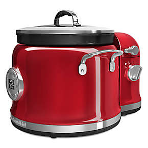 Multi-Cooker with Stir Tower Accessory