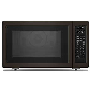 "21 3/4"" Countertop Convection Microwave Oven with PrintShield™ Finish – 1000 Watt"