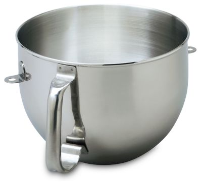 6 Qt. Bowl Lift Polished Stainless Steel Bowl With Comfort Handle  (KN2B6PEH)   Kitchenaid®
