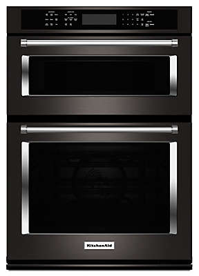 Kitchenaid 30 Wall Oven Microwave Combo combination ovens - convenient microwave wall oven combos | kitchenaid