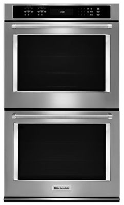 Double Wall Ovens Get More Cooking Power KitchenAid