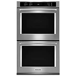 "30"" Double Wall Oven with Even-Heat™ True Convection"