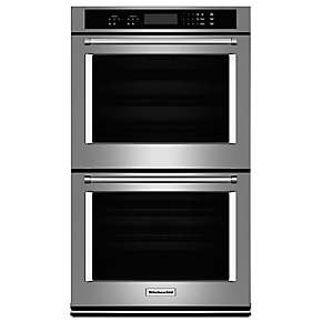 "27"" Double Wall Oven with Even-Heat™ Thermal Bake/Broil"