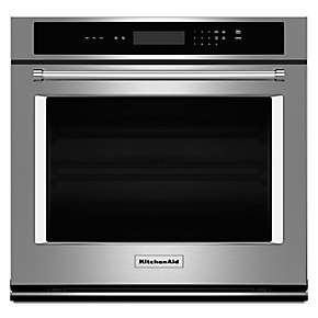 "27"" Single Wall Oven with Even-Heat™ Thermal Bake/Broil"