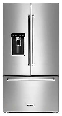 Kitchenaid Refrigerator White see all refrigeration options | kitchenaid