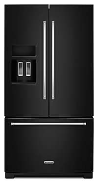 20 Cu Ft 35 Quot Stainless Steel Freestanding Refrigerator