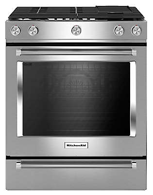 Kitchenaid Appliances White stoves | kitchenaid