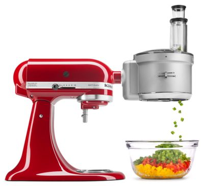 Food Processor With Commercial Style Dicing Kit (KSM2FPA) | Kitchenaid®