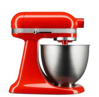 Mini 3 5 Quart Tilt Head Stand Mixer Ksm3311xht Kitchenaid