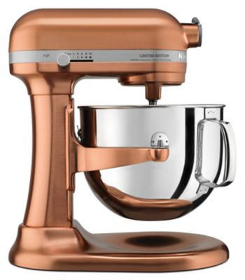 Limited Edition Pro Lineu0026#174; Series Copper Clad 7 Quart Bowl Lift Stand