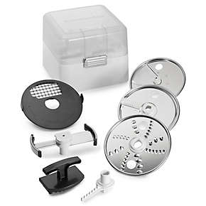 Food Processor Accessory Kit (For model KSM1FPA)