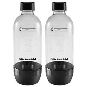 Reusable Carbonating Bottle - Twin Pack (Fits model KSS1121)