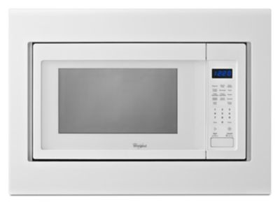 "30"" microwave trim kit mk2160aw 