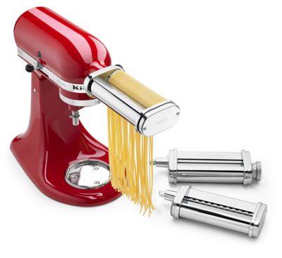 3-Piece Pasta Roller & Cutter Set (Ksmpra) | Kitchenaid®