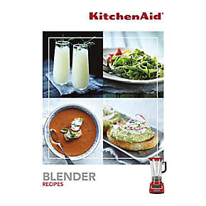 Diamond Blender Recipe Book