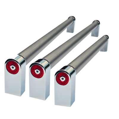 Medallion Handle Kit For French Door Bottom Mount Panel Ready Built In  Refrigerators